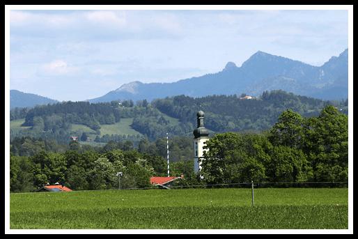 Bayern, das Milchland - Bayerische Bauernmilch