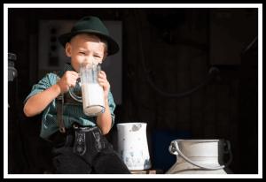 Milch ist beliebt - Bayerische Bauernmilch