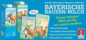 Anzeige Bayerische Bauernmilch